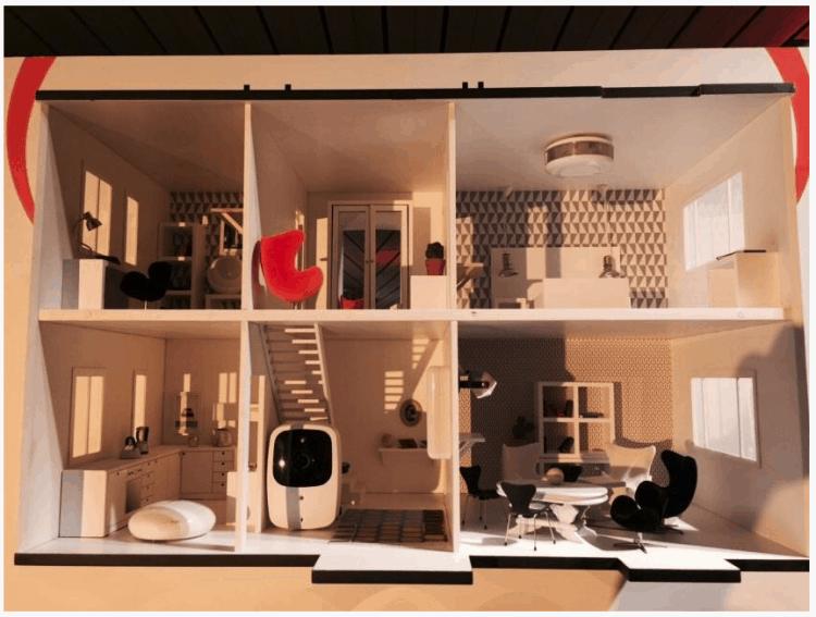 orange surf le march de la maison connect avec homelive. Black Bedroom Furniture Sets. Home Design Ideas