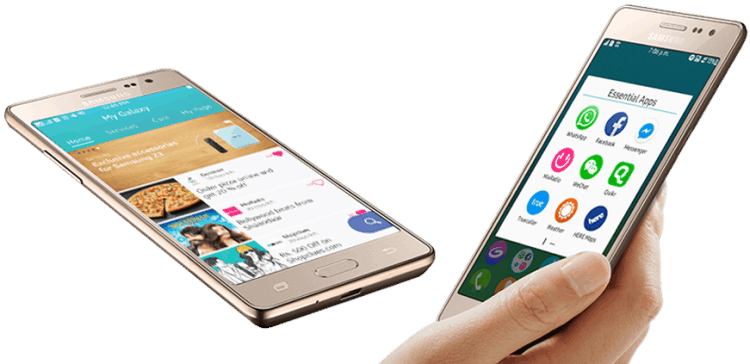 Samsung Z3 Le 2e Smartphones Tizen
