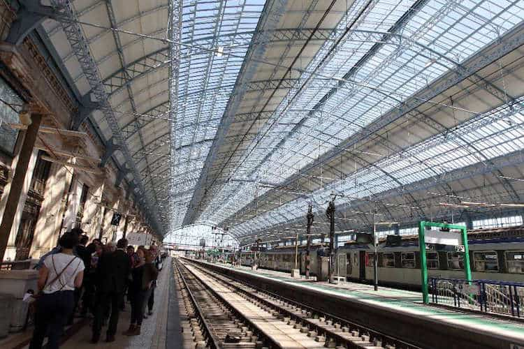 Visite de la Gare Sncf  20170516_p.taris_BF1R8424