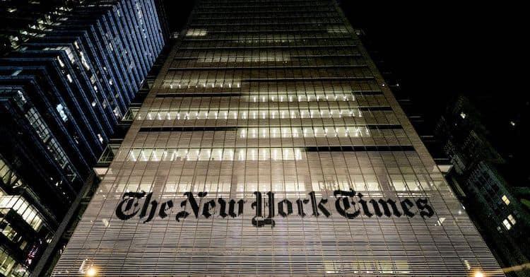 Le New York Times a généré des recettes numériques de plus de 709 millions de dollars l'année dernière, ce qui laisse supposer qu'il atteindra son objectif déclaré de 800 millions de dollars de ventes numériques d'ici à la fin de 2020. Plus de 3,3 millions de personnes paient pour les produits numériques de la société,... […]