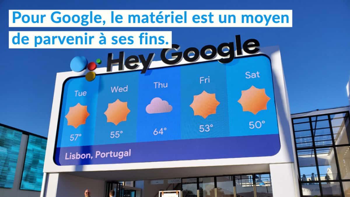 Google à une forte présence sur le CES avec un énorme stand de deux étages pour se concentrer sur son assistant Google Assistant mais pas que ! Ils ont fait quelques annonces que vous retrouverez à la fin du post. Apple et Microsoft valent chacun plus de 1 billion de dollars. La société mère de... […]