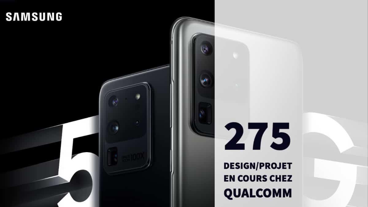 On peut noter que pour Qualcomm, le prochain point d'inflexion avec le lancement de combinés phares 5G supplémentaires sera au quatrième trimestre 2020 et se prolongera jusqu'en 2021. Ils ont indiqué avoir 275 design/projet en cours de la part de leurs clients. Cela couvre les 9 prochains mois, plus ceux qui seront ajoutés au fur... […]