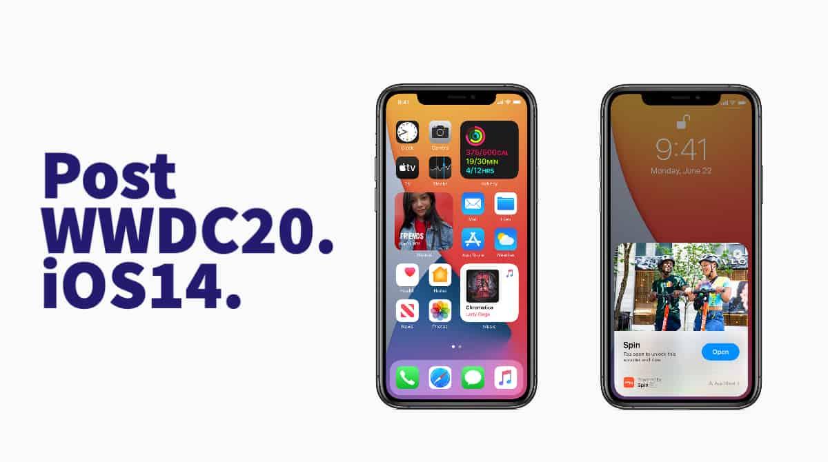 La WWDC 2020 de cette année est consacrée à une expérience utilisateur parfaite avec une plateforme solide et un OS qui réinvente l'expérience de l'iPhone, c'est donc le moment de donner à votre application le meilleur d'iOS14. Il ne s'agit pas de tirer parti des centaines de nouveautés (+ 200 nouvelles fonctions), mais bien de... […]